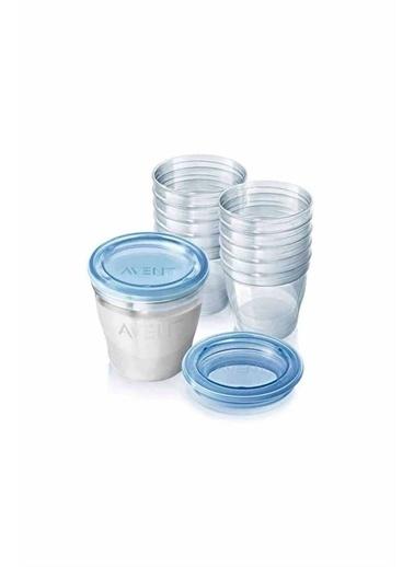 Philips Avent Süt Saklama Kabı Mavi